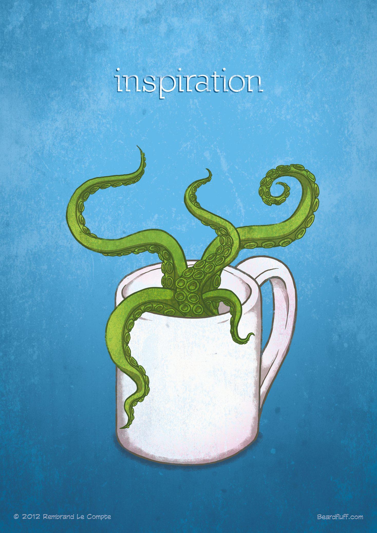 Illustrated prints