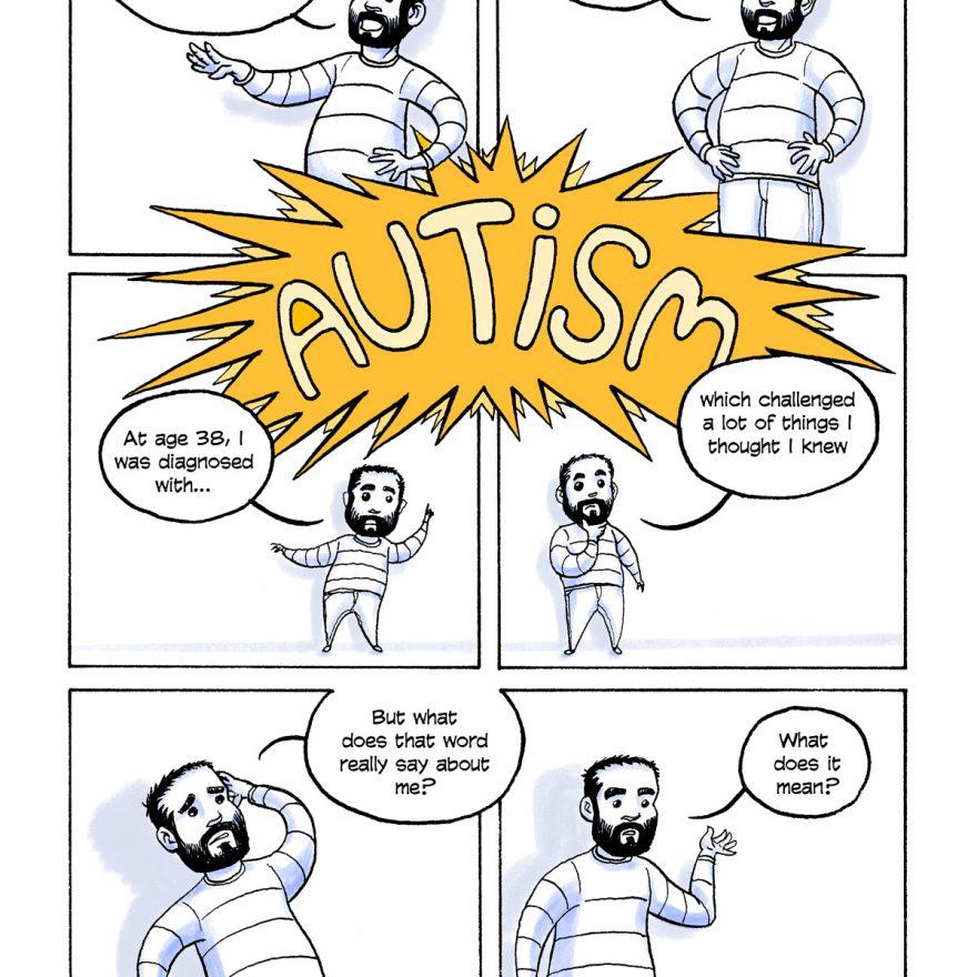 Autism comic